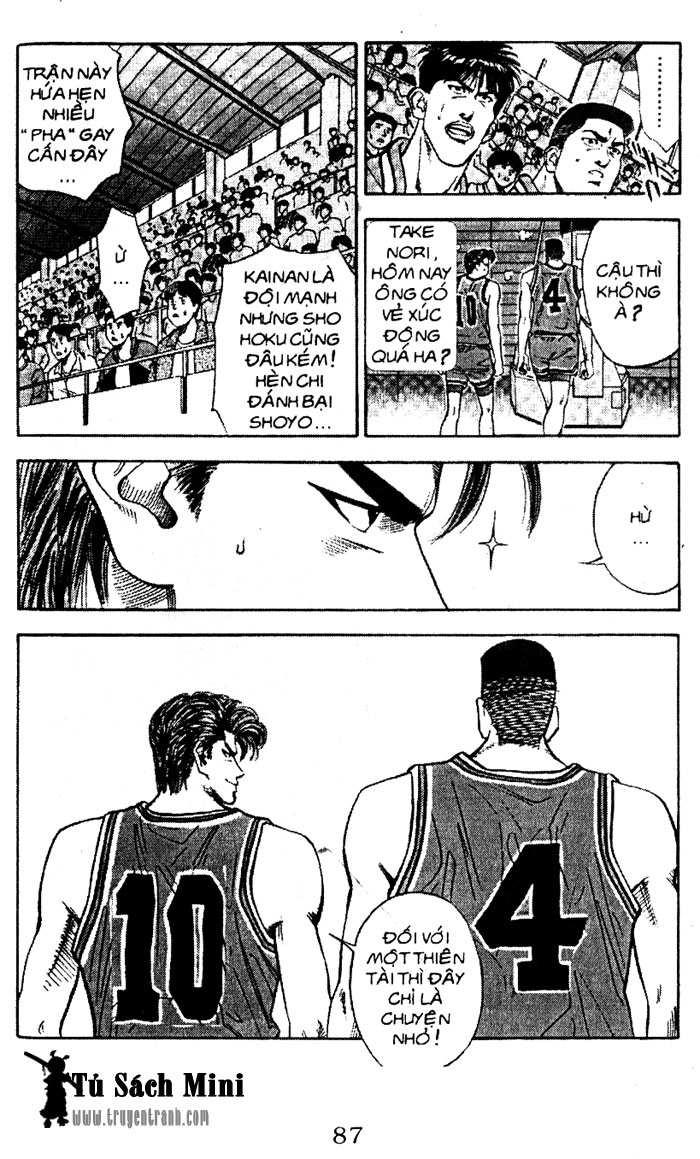 Slam Dunk chap 101 trang 21