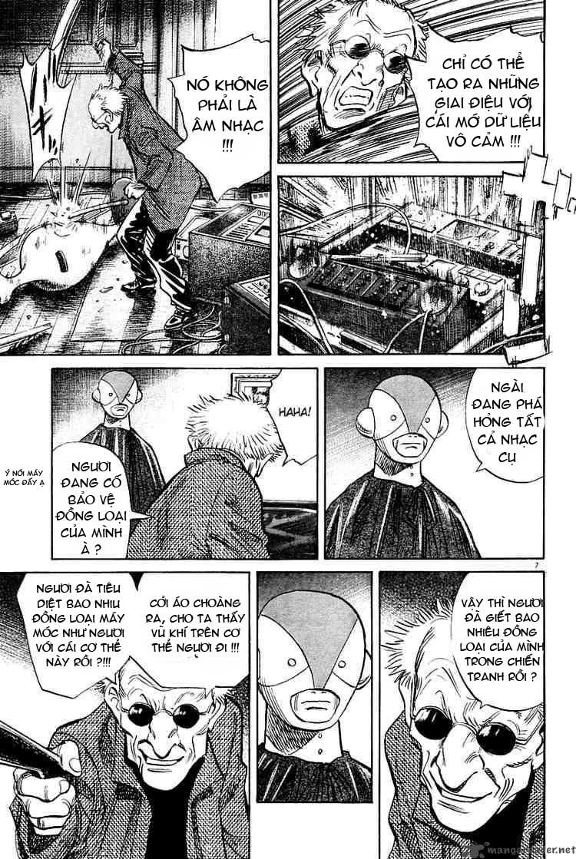 Pluto chapter 5 trang 8