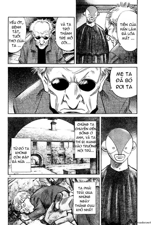 Pluto chapter 5 trang 11