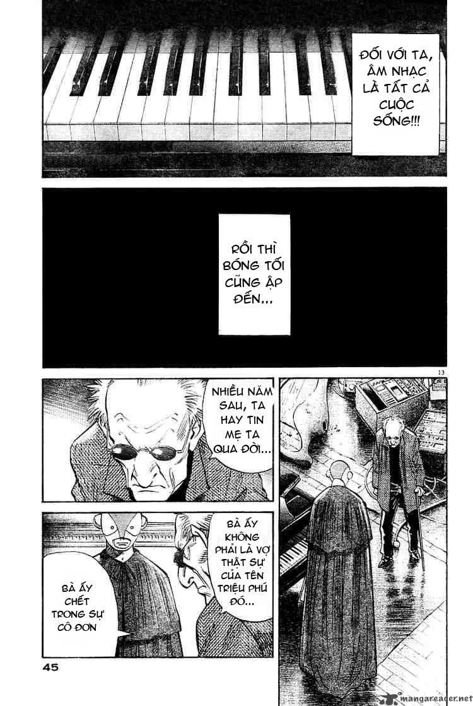 Pluto chapter 5 trang 14