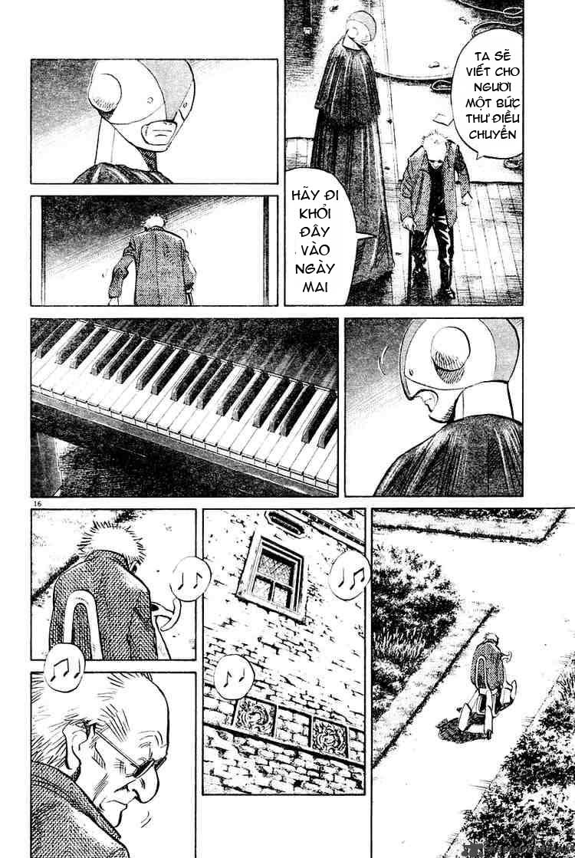 Pluto chapter 5 trang 17