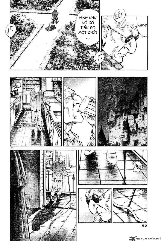 Pluto chapter 5 trang 21