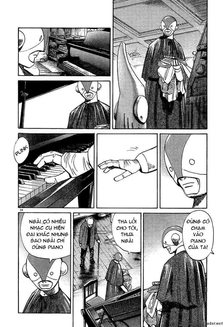 Pluto chapter 4 trang 15