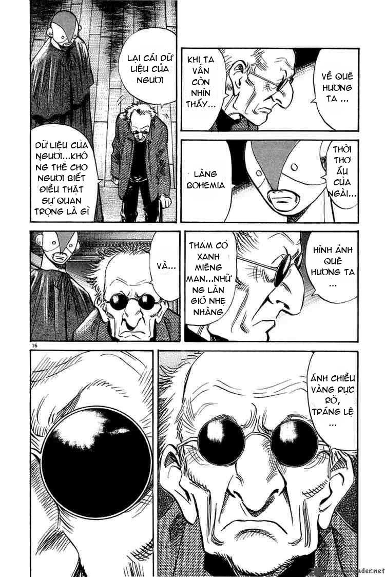 Pluto chapter 4 trang 17