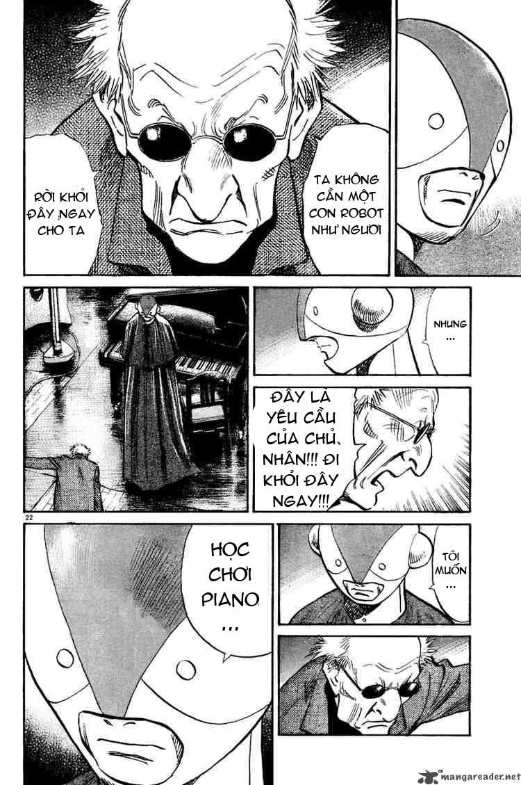 Pluto chapter 4 trang 23