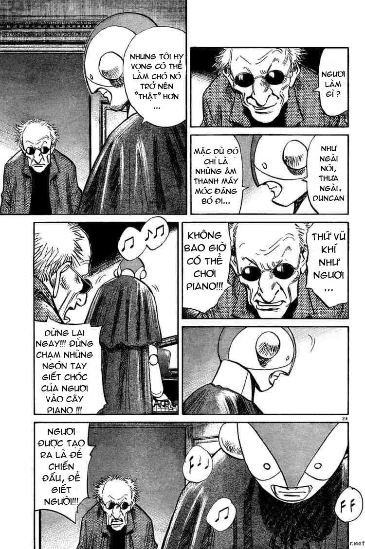 Pluto chapter 4 trang 24
