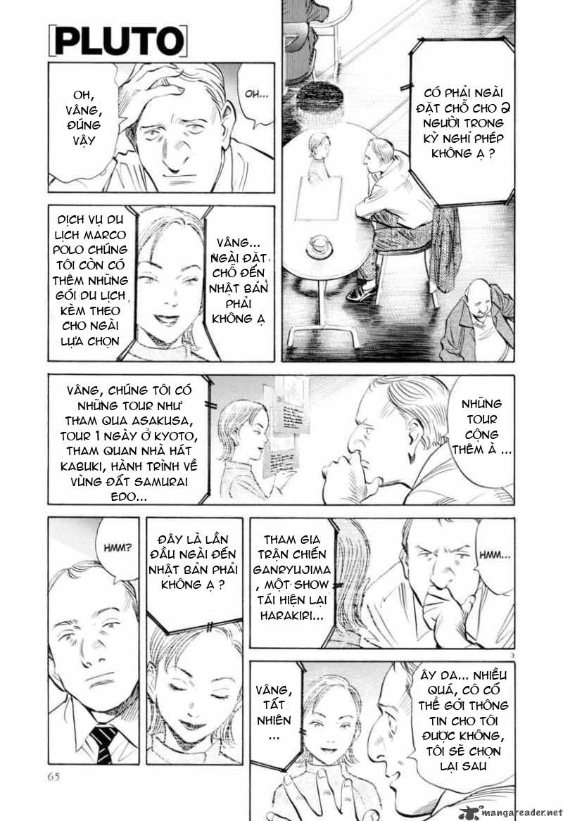 Pluto chapter 3 trang 4