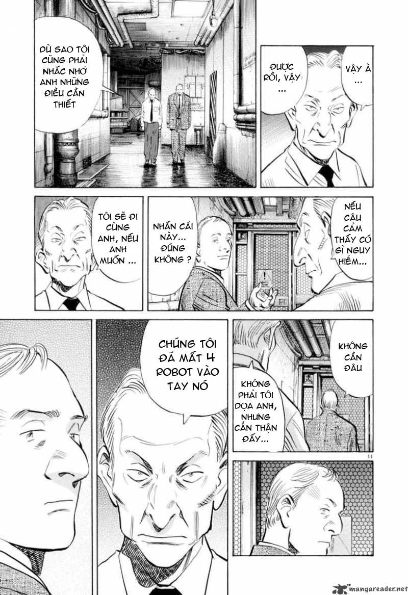 Pluto chapter 3 trang 12