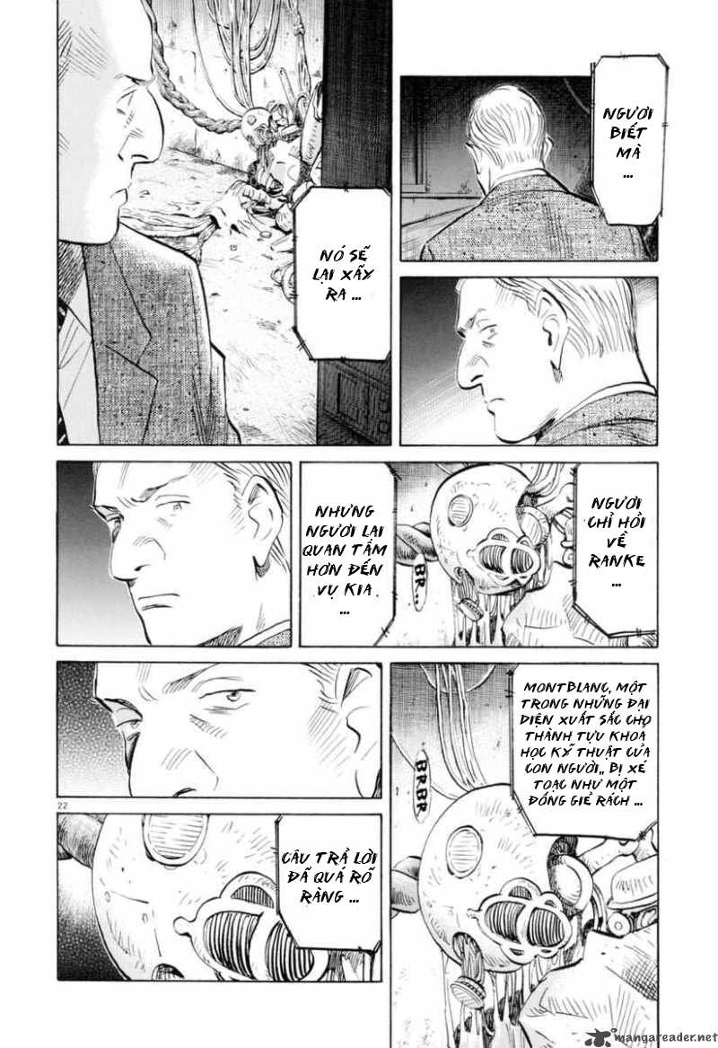 Pluto chapter 3 trang 23