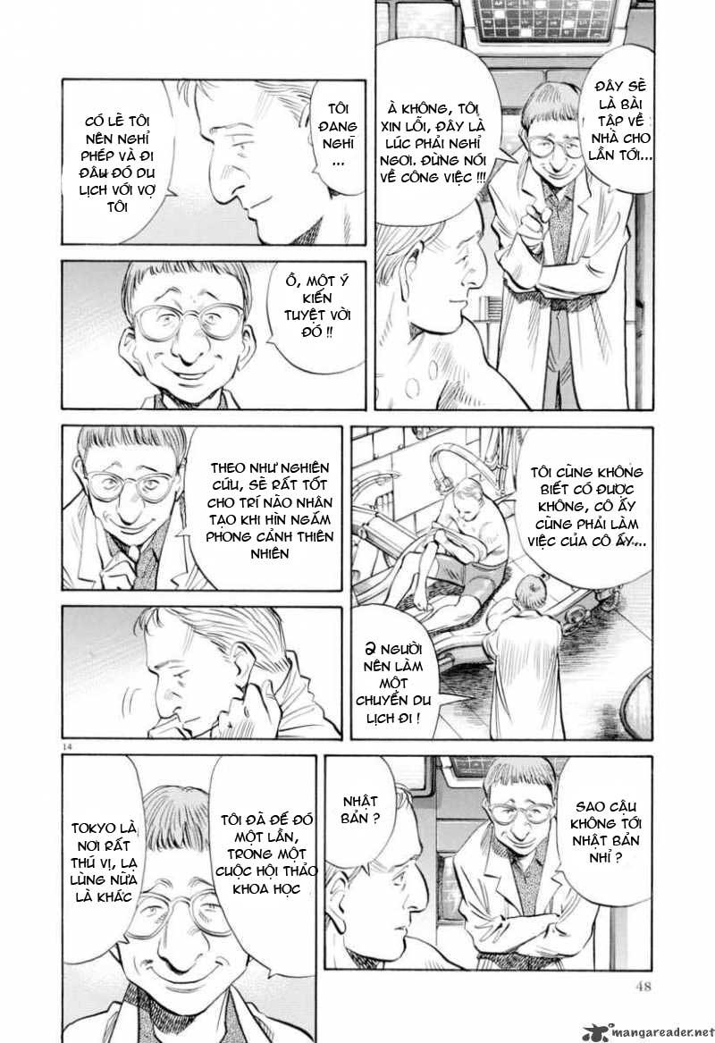 Pluto chapter 2 trang 16