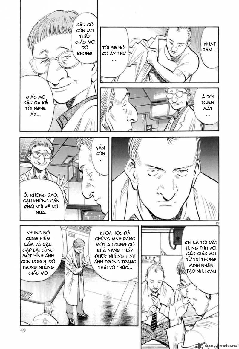 Pluto chapter 2 trang 17