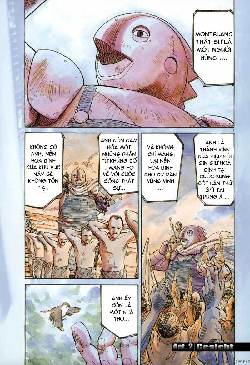 Pluto chapter 2 trang 3
