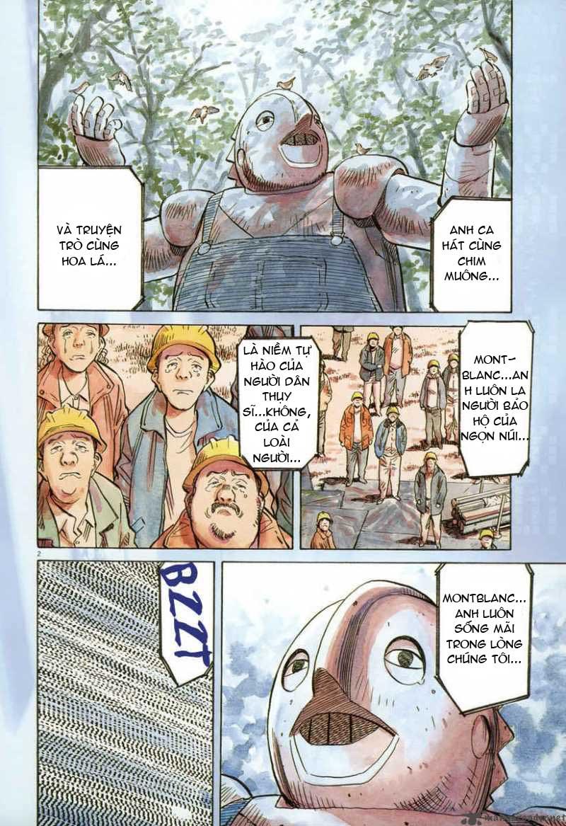 Pluto chapter 2 trang 4