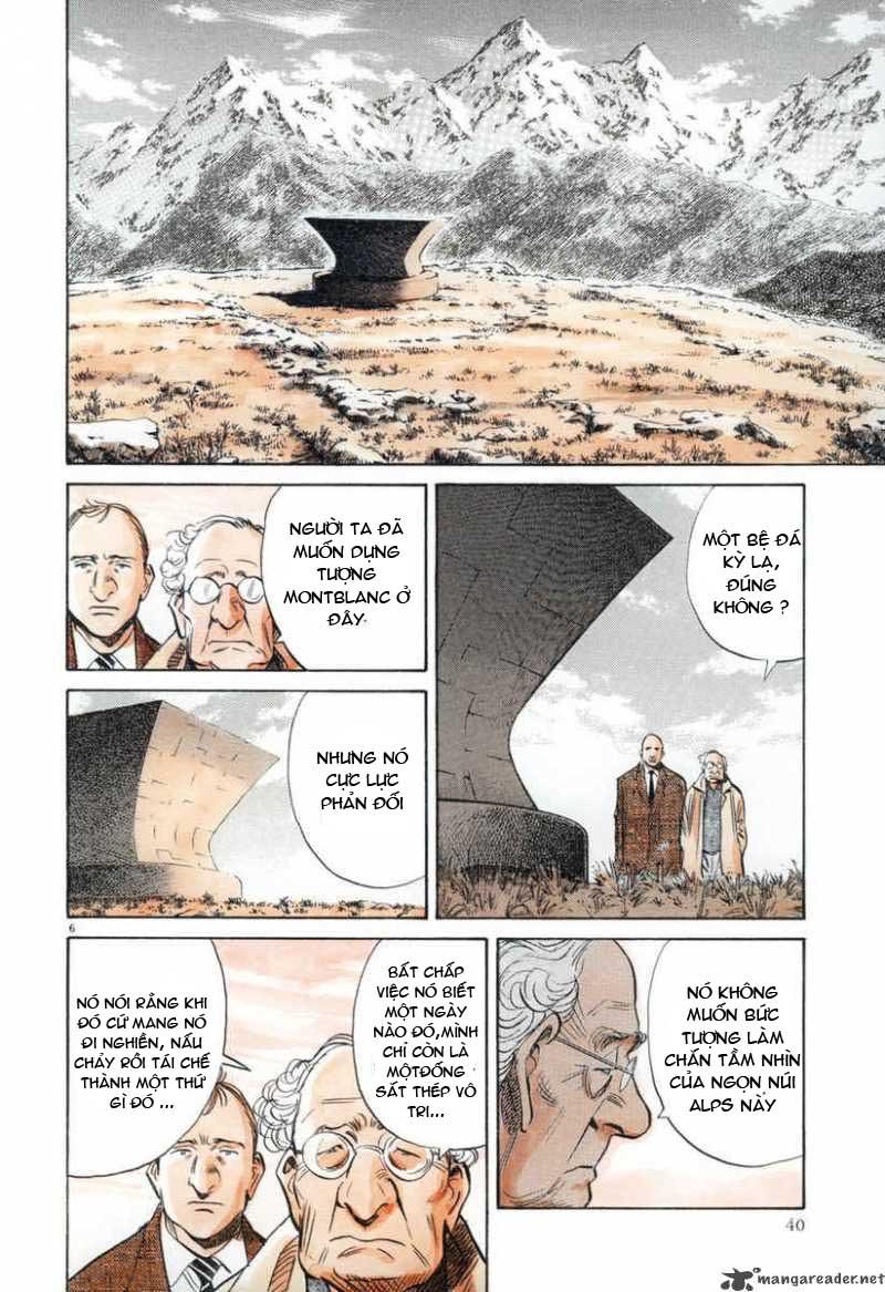 Pluto chapter 2 trang 8