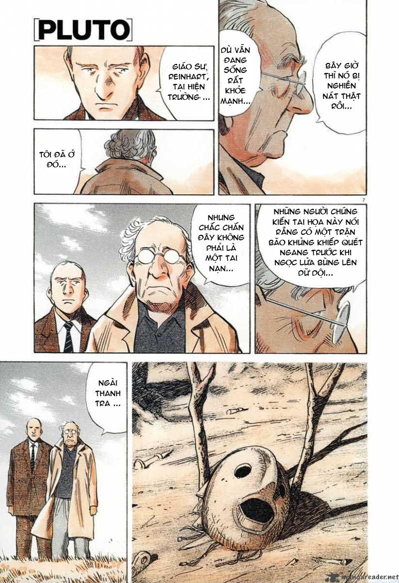 Pluto chapter 2 trang 9