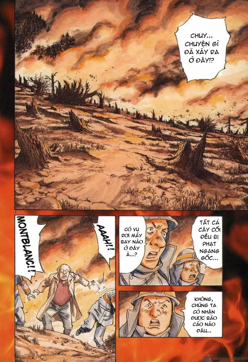 Pluto chapter 1 trang 8