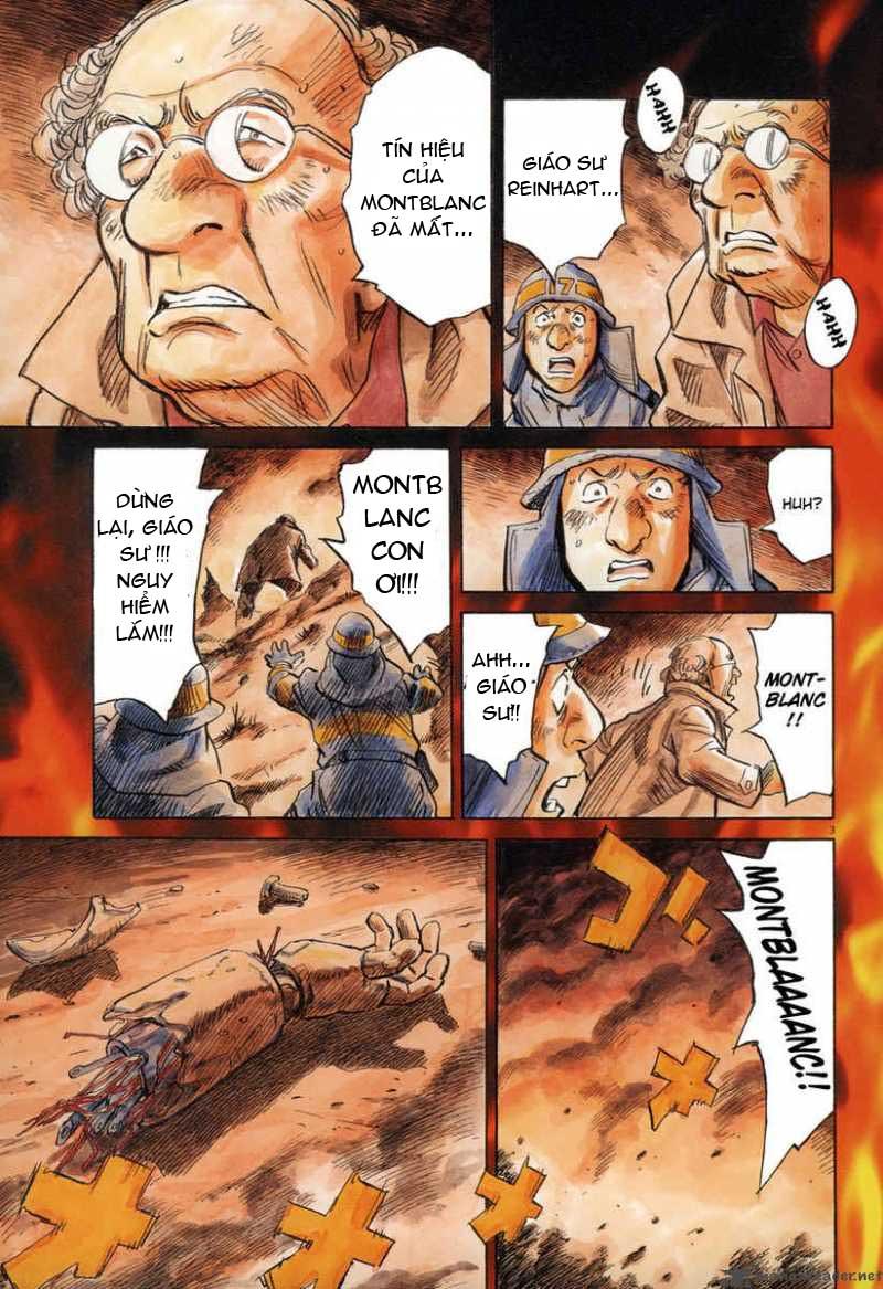 Pluto chapter 1 trang 9