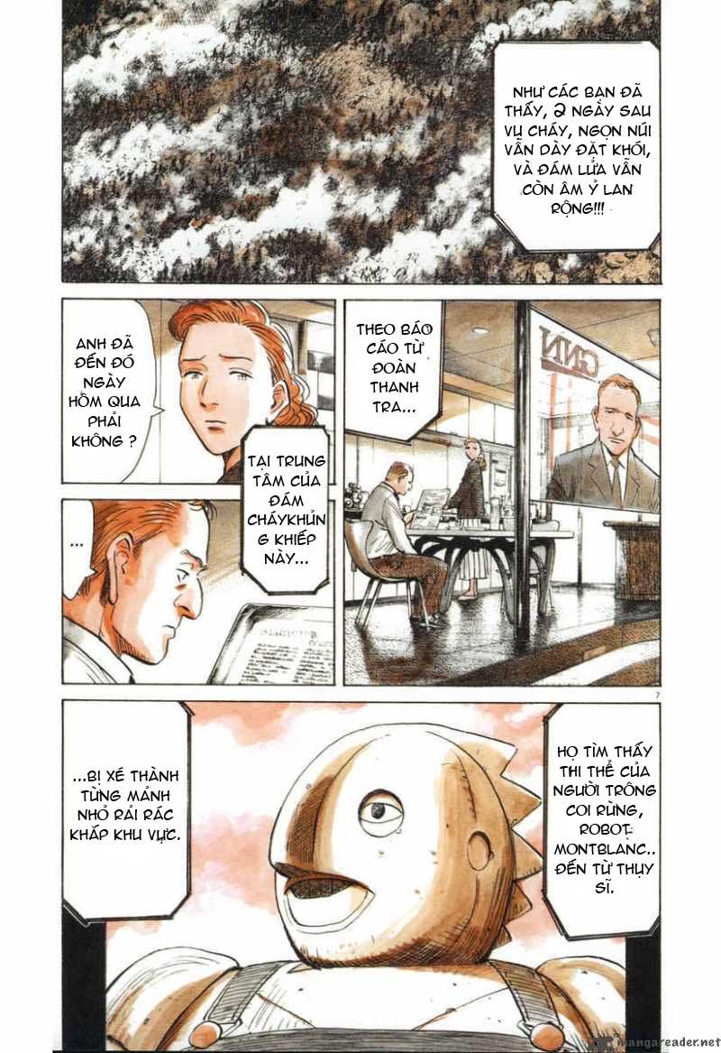 Pluto chapter 1 trang 13