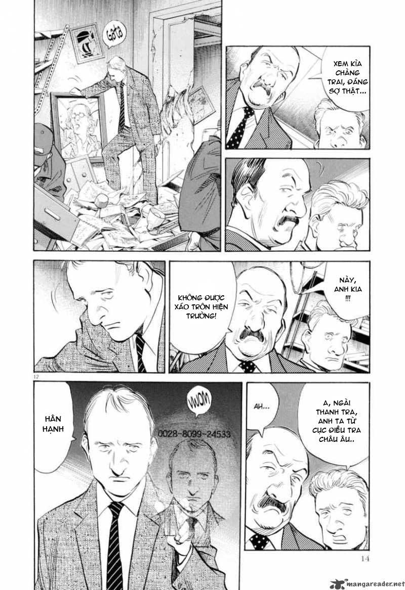 Pluto chapter 1 trang 18