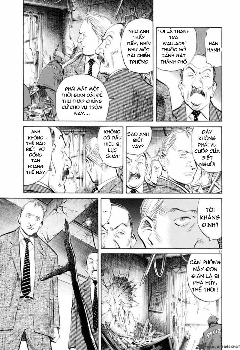 Pluto chapter 1 trang 19