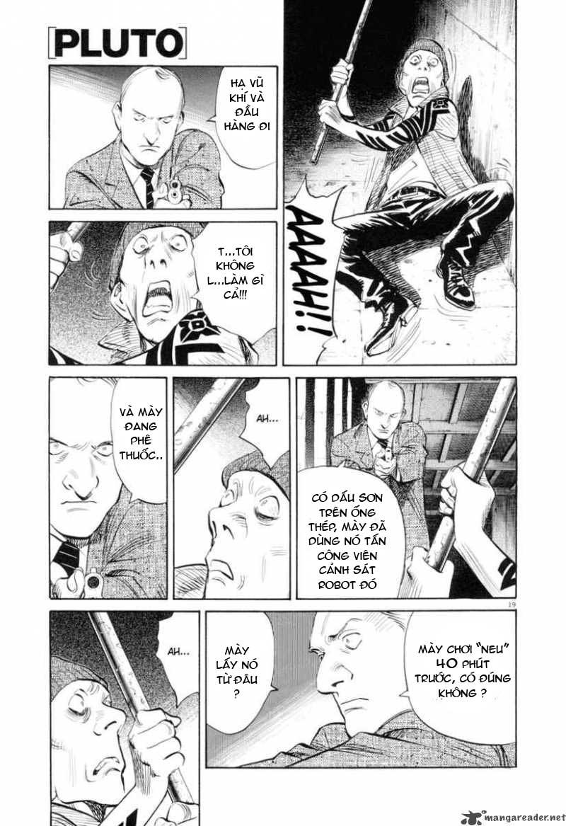 Pluto chapter 1 trang 25