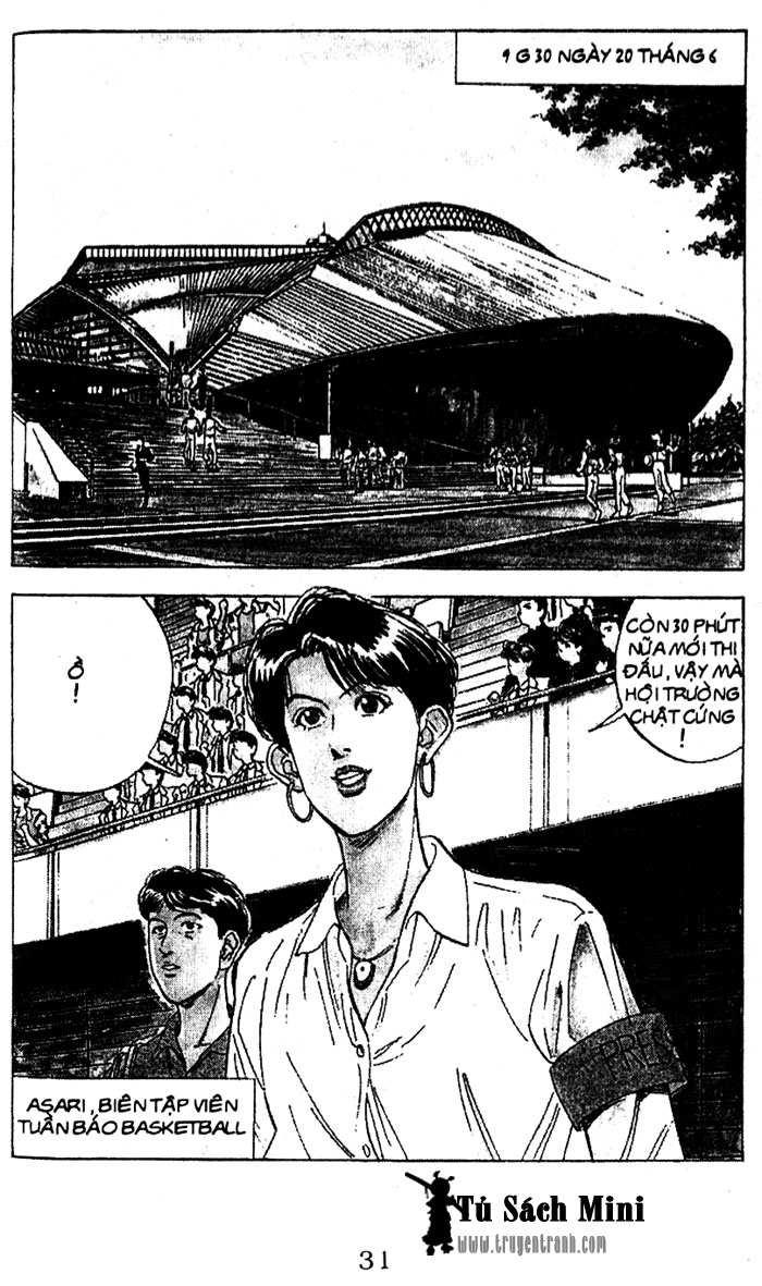 Slam Dunk chap 99 trang 5