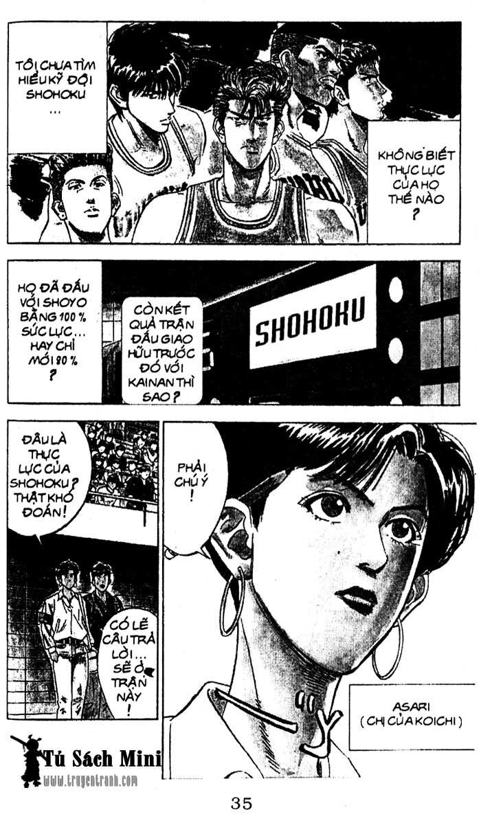 Slam Dunk chap 99 trang 8