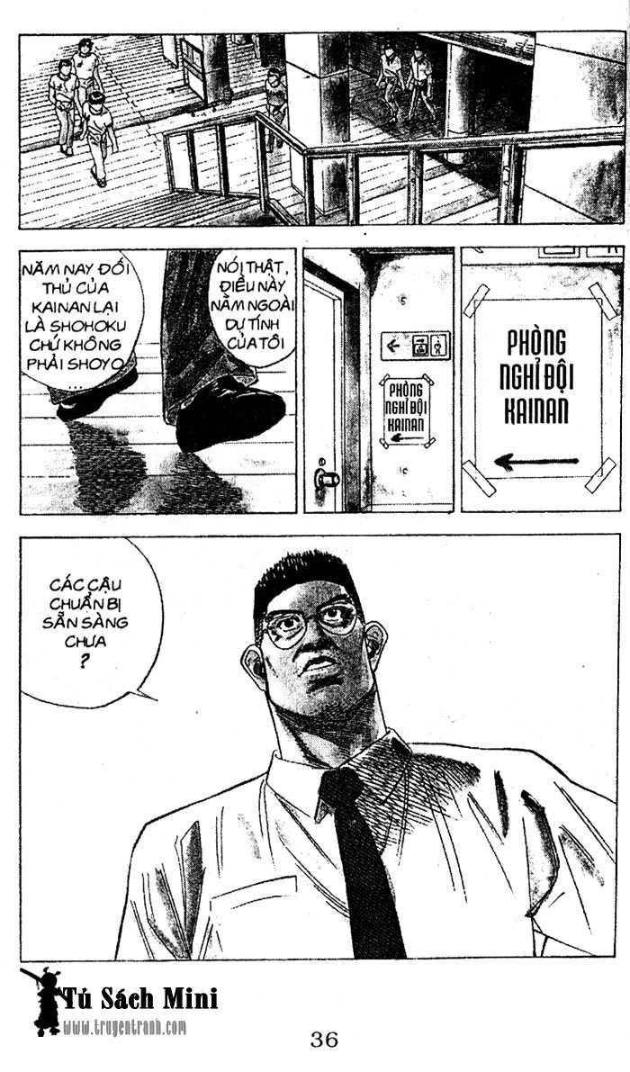Slam Dunk chap 99 trang 9