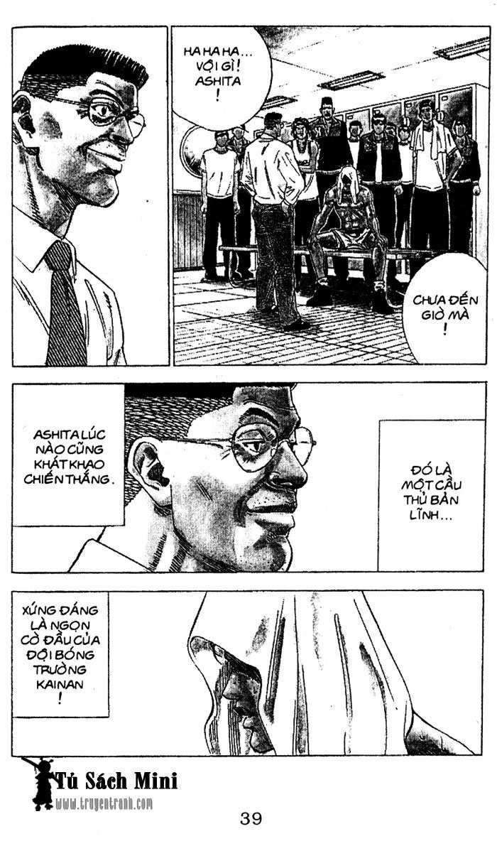 Slam Dunk chap 99 trang 12