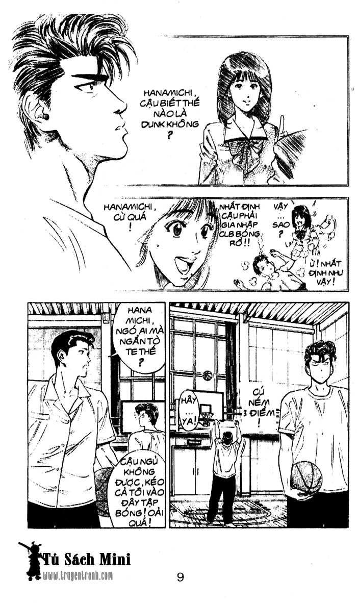 Slam Dunk chap 98 trang 3