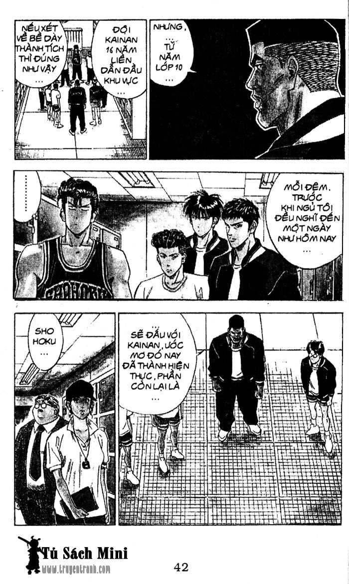 Slam Dunk chap 99 trang 15