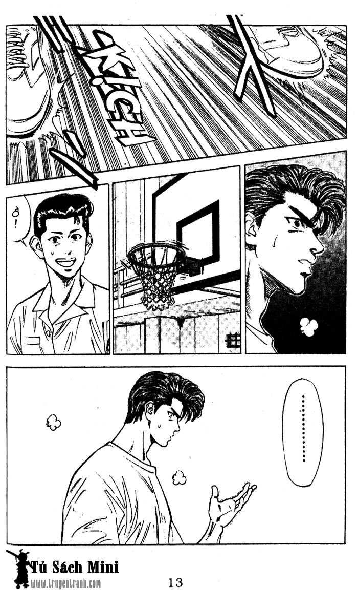 Slam Dunk chap 98 trang 7