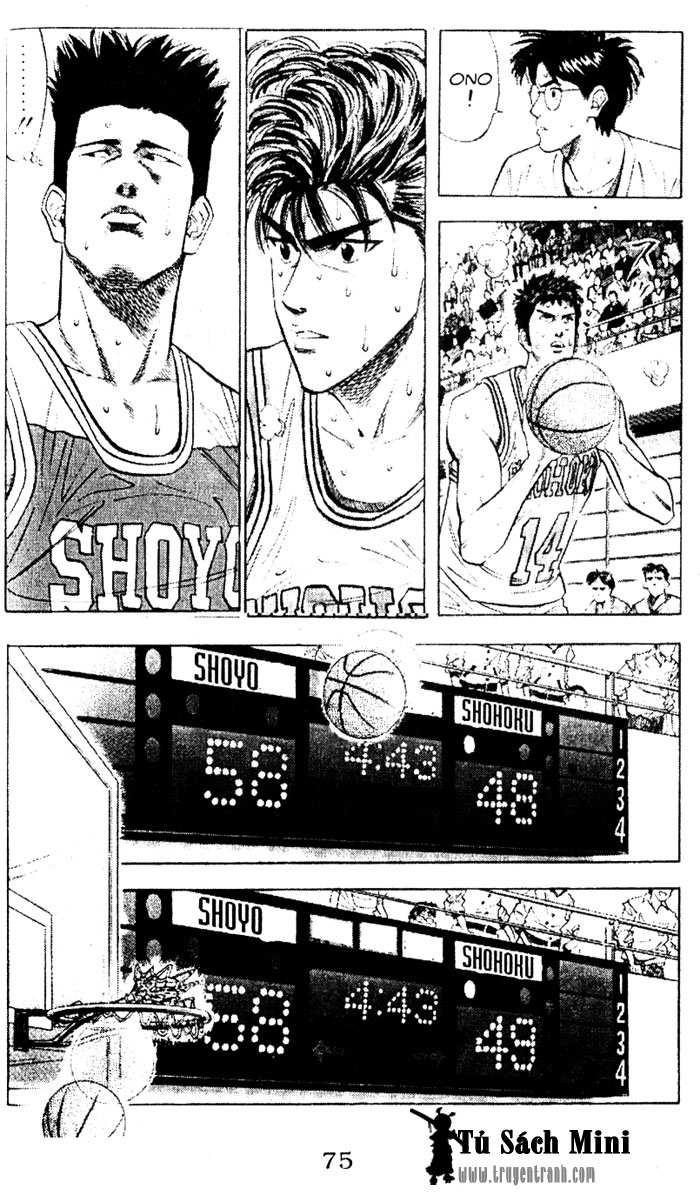 Slam Dunk chap 94 trang 4