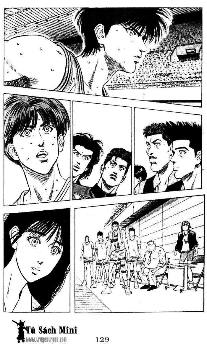 Slam Dunk chap 96 trang 18