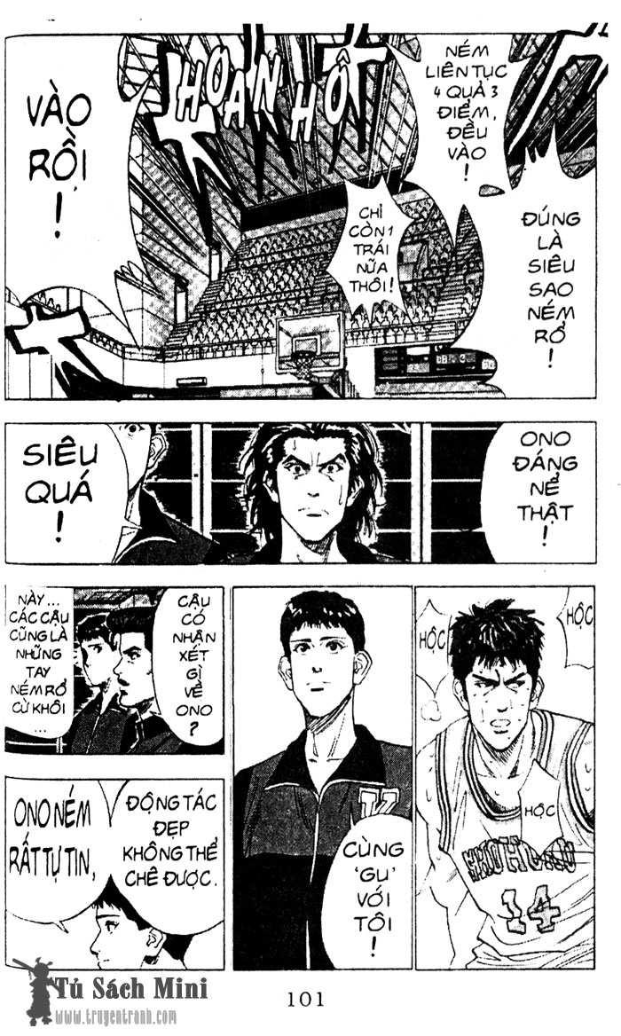 Slam Dunk chap 95 trang 10