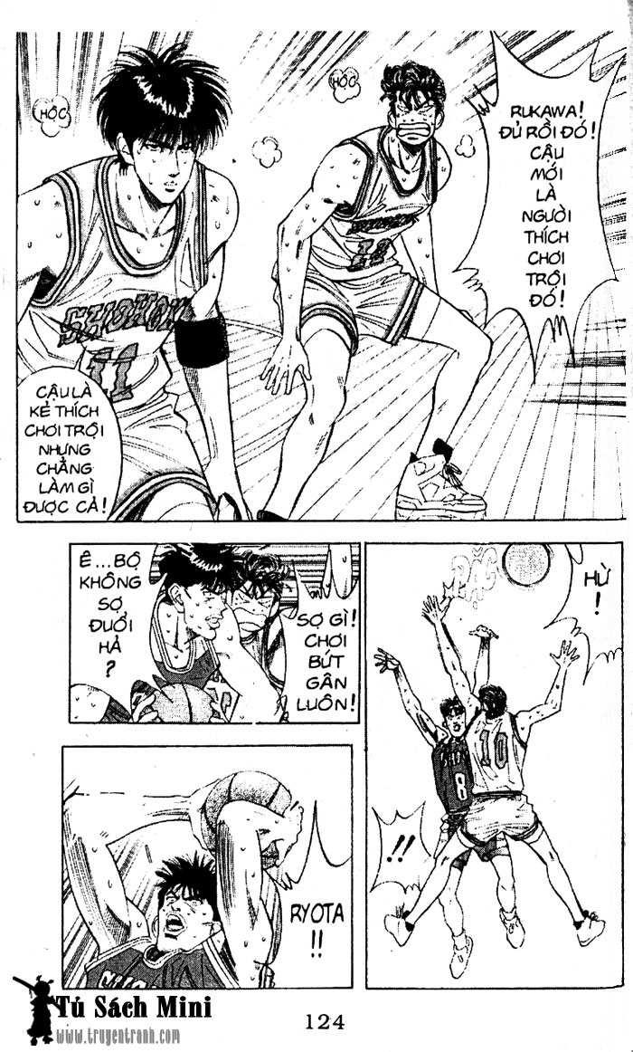 Slam Dunk chap 96 trang 13