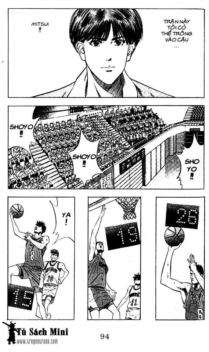 Slam Dunk chap 87 trang 13
