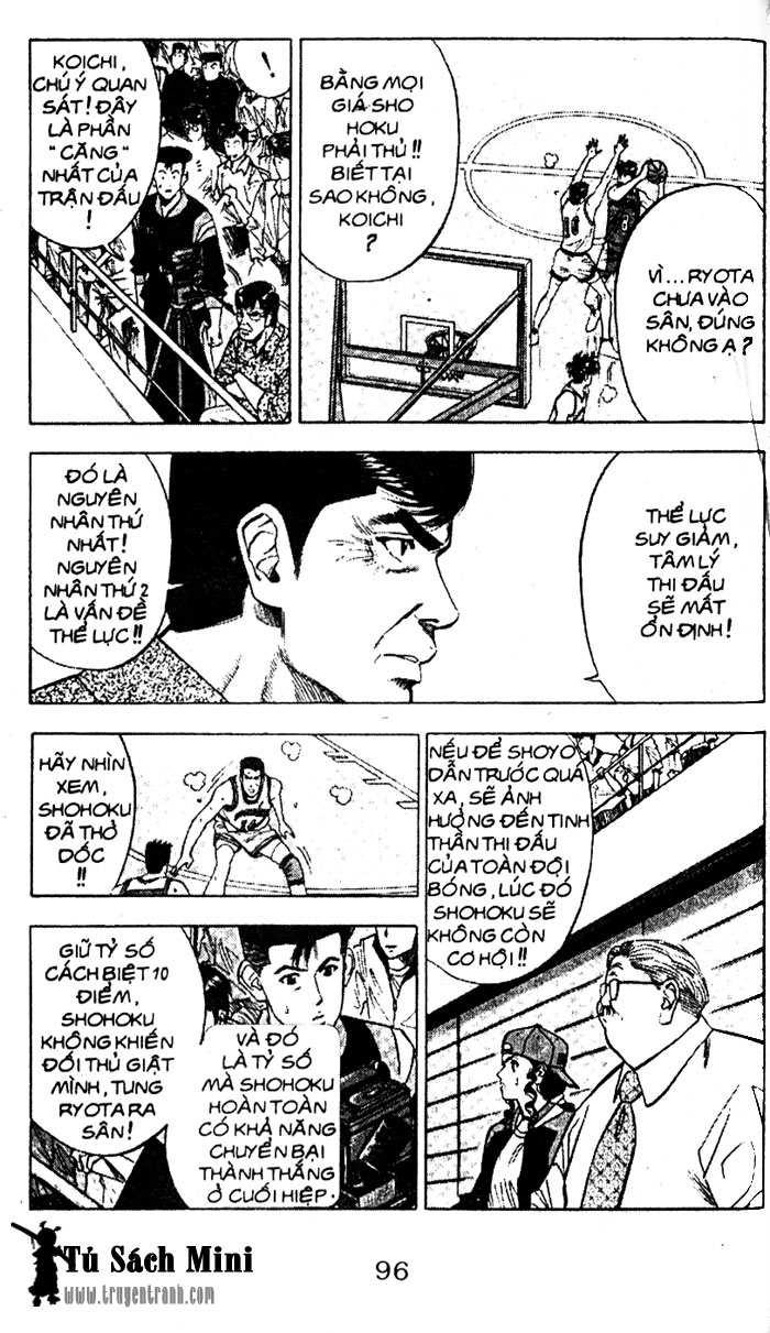 Slam Dunk chap 87 trang 15
