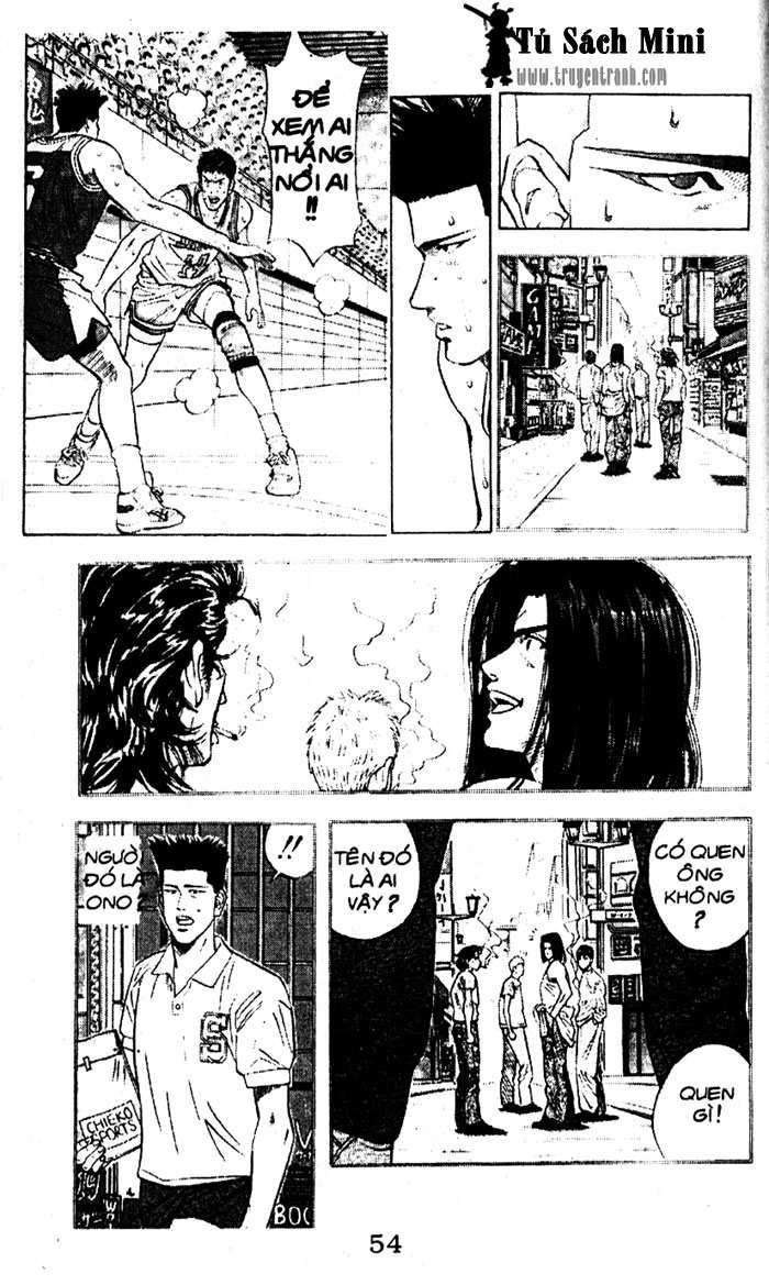 Slam Dunk chap 93 trang 3