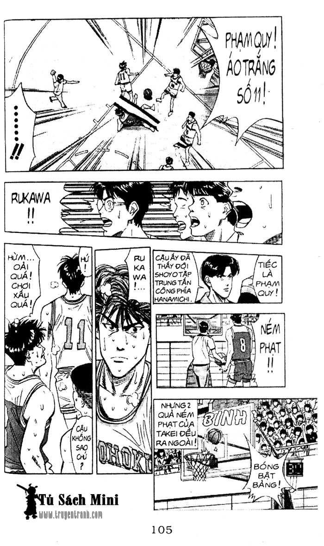 Slam Dunk chap 95 trang 14