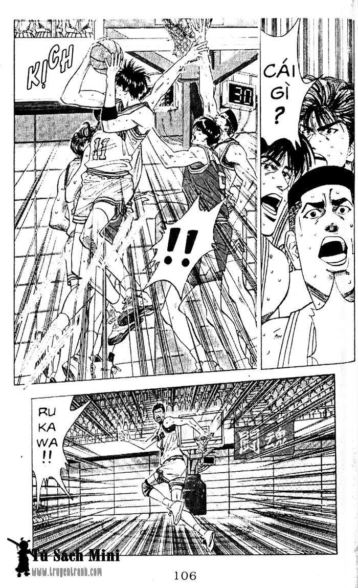 Slam Dunk chap 95 trang 15