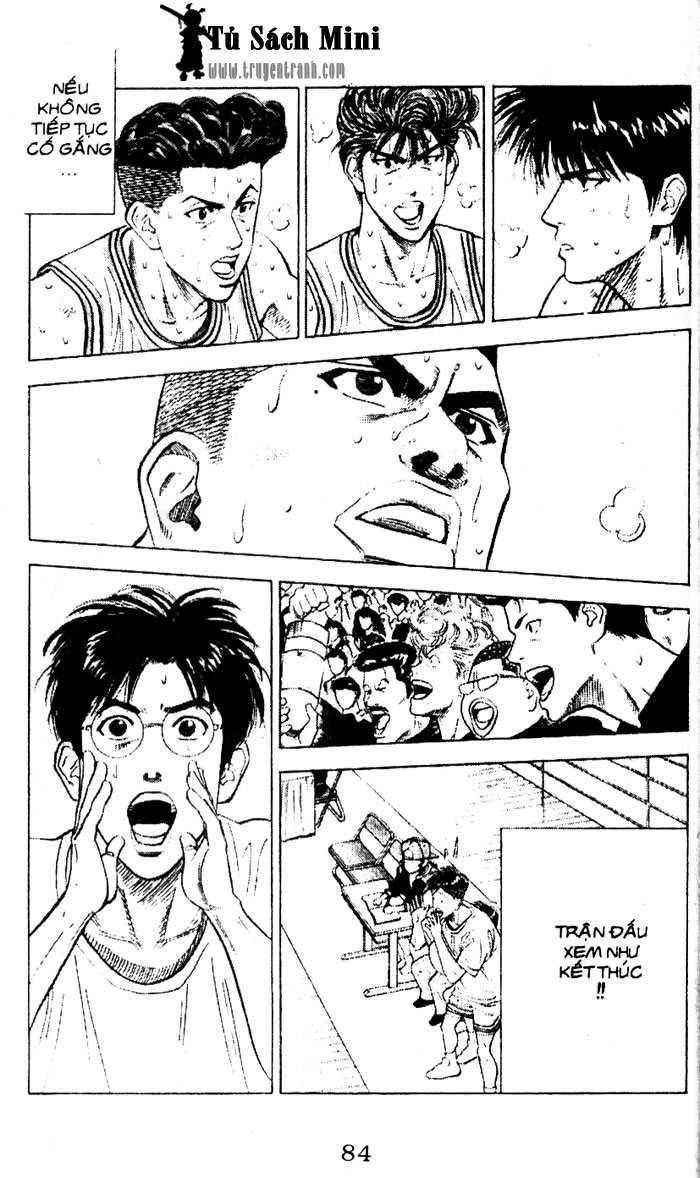 Slam Dunk chap 94 trang 13