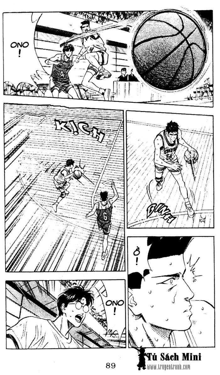 Slam Dunk chap 94 trang 18