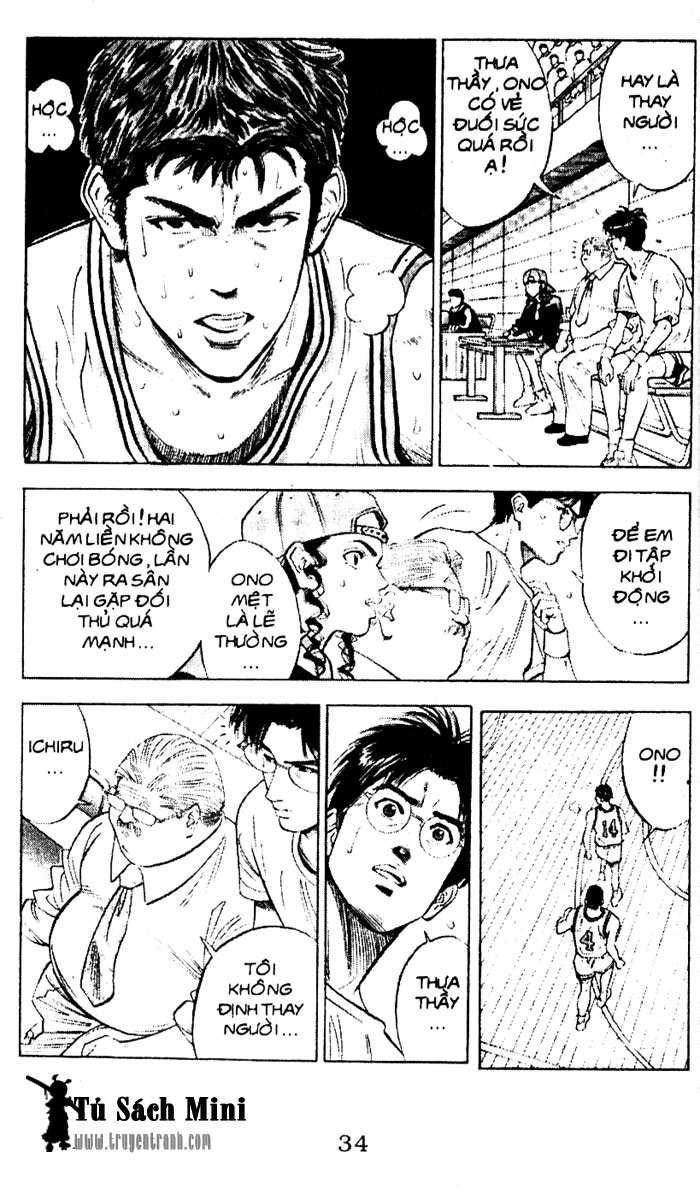 Slam Dunk chap 92 trang 3