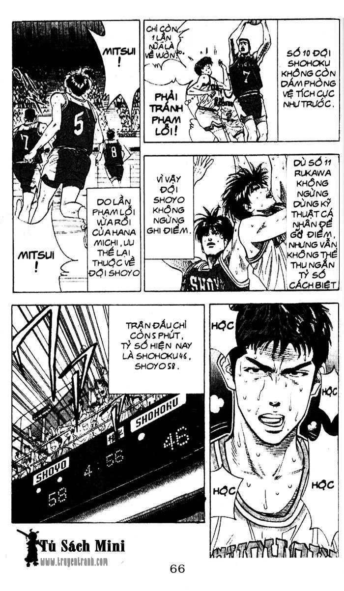 Slam Dunk chap 93 trang 15