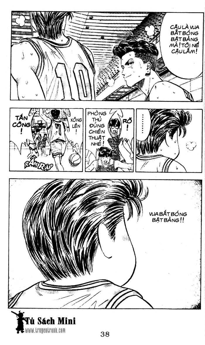 Slam Dunk chap 92 trang 7