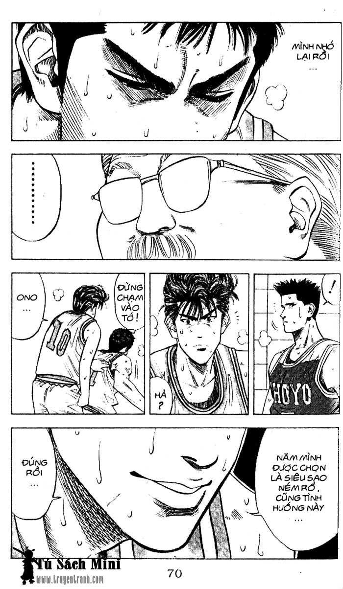 Slam Dunk chap 93 trang 19