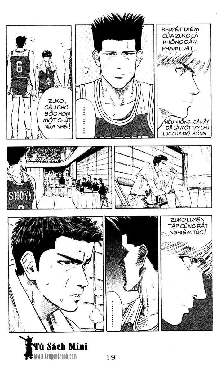 Slam Dunk chap 91 trang 8