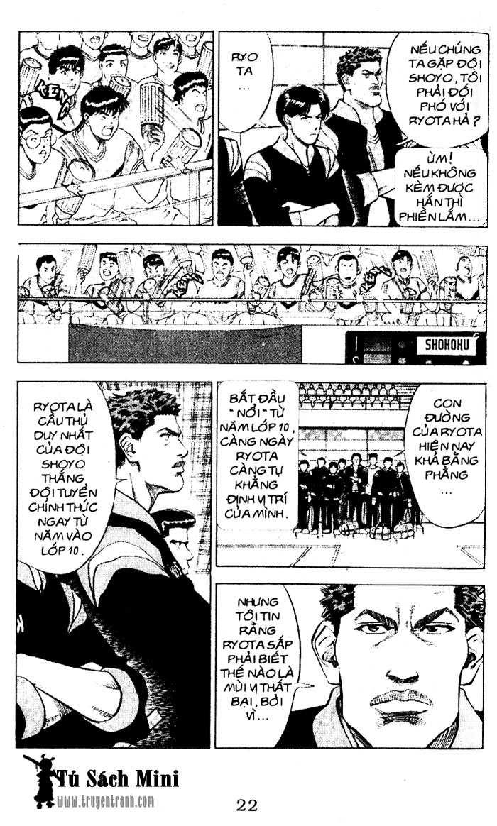 Slam Dunk chap 91 trang 11