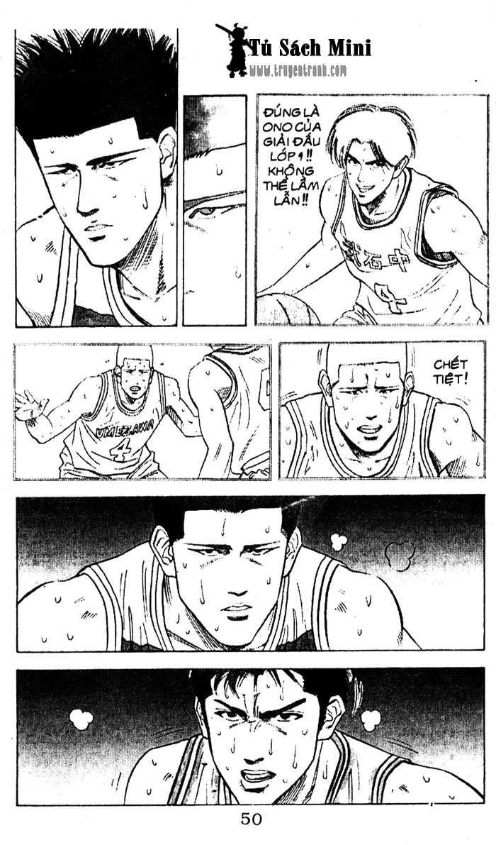 Slam Dunk chap 92 trang 19